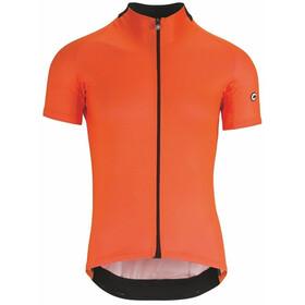 assos Mille GT Kortærmet cykeltrøje Herrer orange